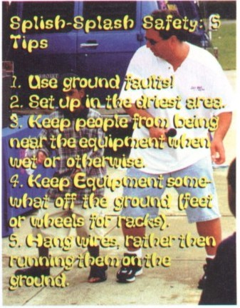 Splish-Splash Safety: 5 Tips