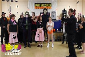 Petersville Rod & Gun Club Halloween Dance Party