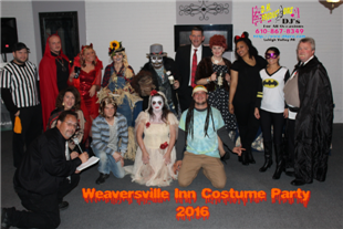 Weaversville Inn Costume Party